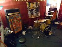 Rehearsal Music Studio