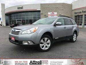 2010 Subaru Outback Limited Package with Multimedia. Alloys, Hea