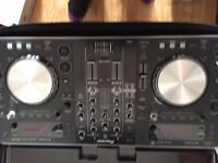 PIONEER XDJ R1 WITH FLIGHT CASE AND DECK SAVER