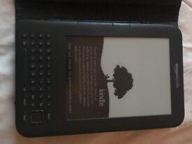 Kindle Keyboard with original case