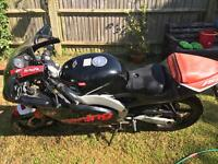 Aprilia RS50 fully working