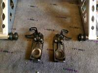 Gsxr Gilles chain adjusters and lifters