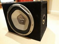Sony Xplod - Car Subwoofer 12 inch 400W RMS incl Box