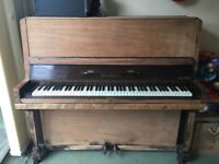 Brunger upright piano