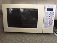Panasonic 800w combination microwave oven