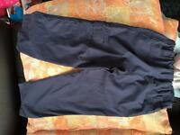Cub Scout trousers age 5/6