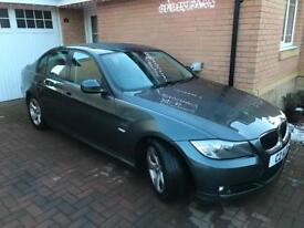 BMW 320d 68mpg 61 plate with 86k