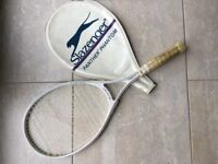 Ladies Lightweight Slazenger Panther Phantom Tennis Racket ALL Strings Complete and with Head Cover