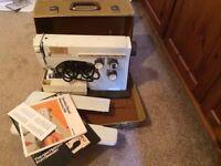 Vintage Husqvarna 2000 sewing machine
