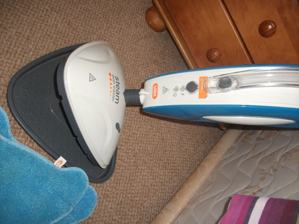 Vax Steam Duet Master cleaner with toolsin Leyburn, North YorkshireGumtree - Vax Duet Master steam cleaner with various tools. Has been previously used. Has two floor pads
