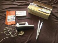 VINTAGE MOULINEX ELECTRIC CARVING KNIFE - MODEL 246 - BRAND NEW!