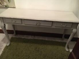 Console/dressing table or tv
