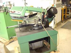 Bomar Horizontal Band Saw
