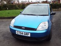 Ford Fiesta 1.25 LOW MILEAGE, ONE OWNER