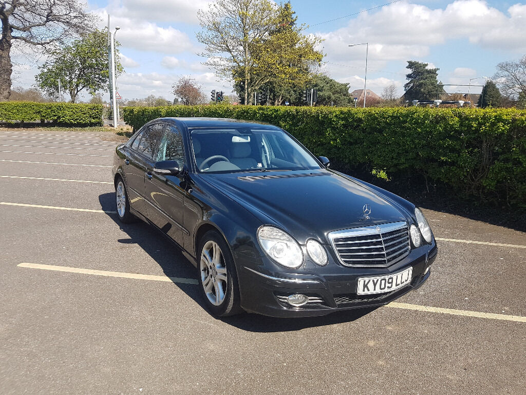 mercedes benz e class saloon w211 3 0 e320 cdi avantgarde 7g tronic in slough berkshire gumtree. Black Bedroom Furniture Sets. Home Design Ideas