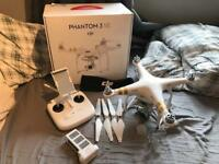 DJI PHANTOM 3 SE DRONE 4K WITH CONTROLLER