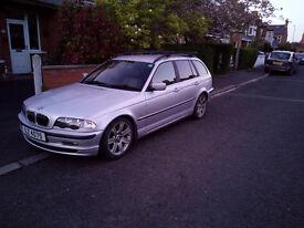 BMW 320i Touring 2001 - 111447 *LOW MILES*