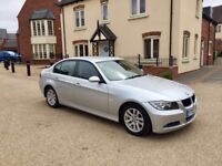 Bmw 3 series 318d Se 4dr 2007!!!, Long MOT Until 31/05/19, Full Service History, One Former Keeper!!