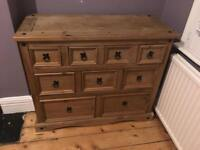 Chest of Drawers / Side board / Sideboard / Side unit