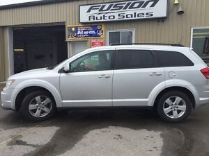 2011 Dodge Journey 1 OWNER OFF LEASE-ALLOY WHEELS-5 PASS-LOADED Windsor Region Ontario image 2
