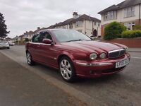 Jaguar X Type SE Diesel 05 plate - 73,498 miles 11months MOT - 2 owners - SH may take PX