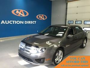 2010 Ford Fusion SE 2.5L I4, AC, FINANCE NOW!!