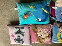 Disney pillows each