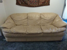 3-seater sofa for free
