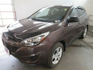 2014 Hyundai Tucson GL! AWD! BLUETOOTH! HEATED! ONLY 30K!