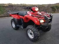 Honda quad foreman trx 4x4 500