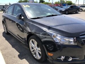 2014 Chevrolet Cruze 2LT RS Package with Leather, Sunroof, He...