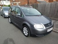 Vollkswagen Touran 1.9 se Tdi 7 Seaters Low mileage
