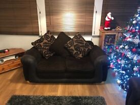 3 Seater and 2 Seater sofas available end of November/early December