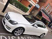 1.8 C250 BlueEFFICIENCY AMG Sport Sport Coupe 7G-Tronic Plus 2dr