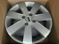 "2 x Ford Fiesta 16"" Alloy Wheels"