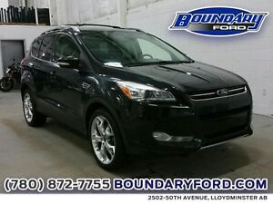 2013 Ford Escape 4WD 4dr Titanium W/LEATHER, SUNROOF,TOUCHSCREEN