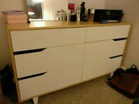 Chest of draws ikea great condition