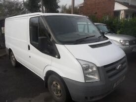 FORD TRANSIT T 260 VAN 61 REG AUG TEST 1 OWNER FULL HISTORY 3 MN WARRANTY BIRTLEY CAR SALES DH3 1PR