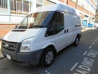 2013 FORD TRANSIT 2.2TDCI MID HIGH ROOF PANEL VAN YEAR MOT ELECTRIC PACK BLUETOOTH CONNECTIVE VGC