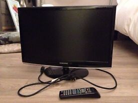 "Samsung 23""HD TV Widescreen LCD Monitor (Glossy Black)"