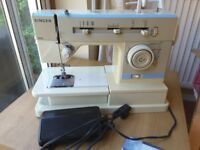 Singer 8606 electric sewing machine