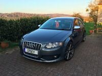 Audi S3 Dauphin grey 2008 new Hub Alloys 3 door