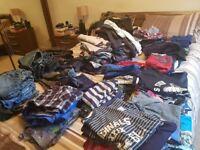 Massive Bundle of Boys clothes - Age 7 to 8