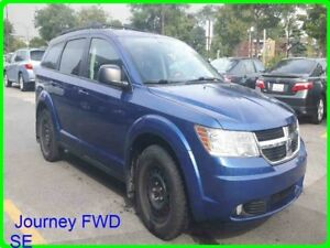 2010 Dodge Journey FWD SE
