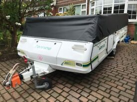 WANTED TRAILER TENT OR FOLDING CAMPER CASH WAITING ANY AREA