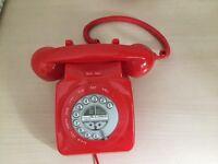 Mayfair Red Telephone