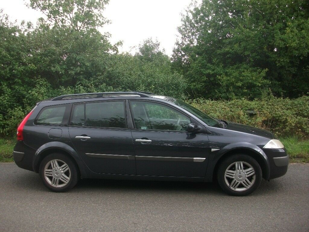 RENAULT MEGANE PRIVILEGE ESTATE MOT OCTOBER 2018