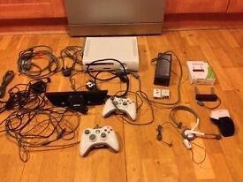 Xbox 360 & Kinnect bundle