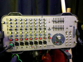 Soundcraft Gigrac 1000 watt mixer amp