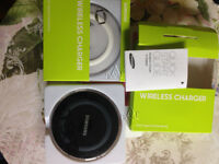 Samsung Galaxy QI Wireless Charger Charging Pad-S6/S7/(Edge),S6+/S7+/(Edge)(Min.Order 10 Pcs)